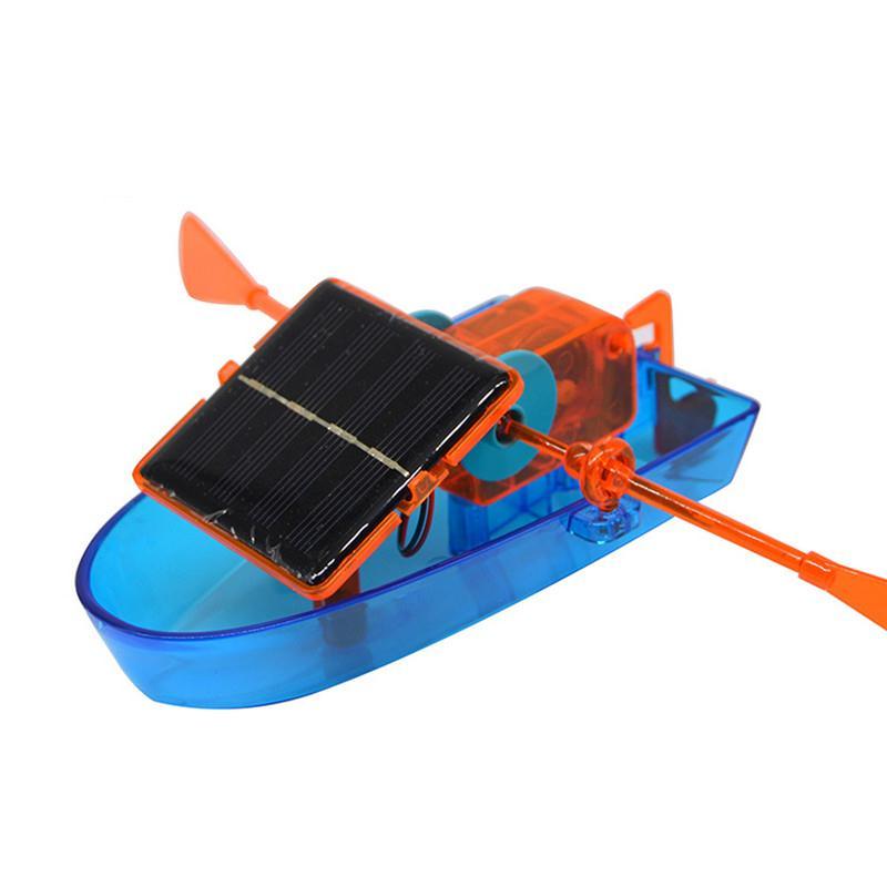 800x800 Online Shop Peradix 2017 New Diy Children Creative Solar Rowing