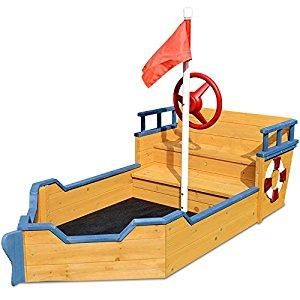 300x300 Rovo Kids Boat Sandpit