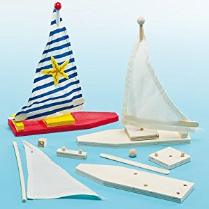 300x300 Make Your Own Wooden Sailboat