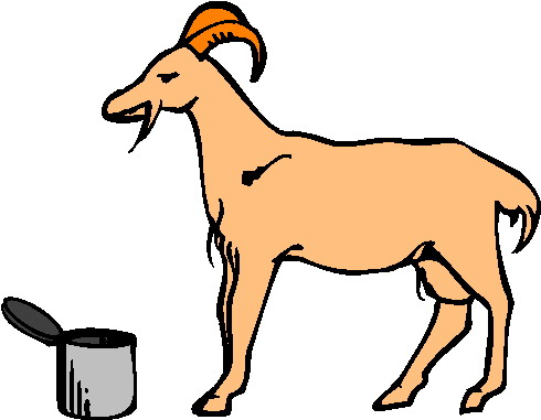 490x381 Cute Goat Clipart Free Images 3