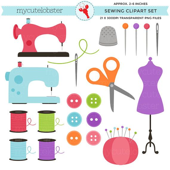 570x570 Best Sewing Clipart Ideas Vintage Scissors