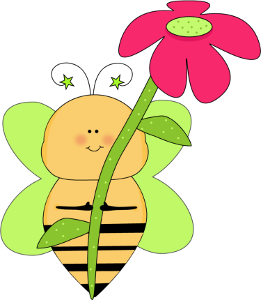 375x430 Elower Clipart Cute Flower