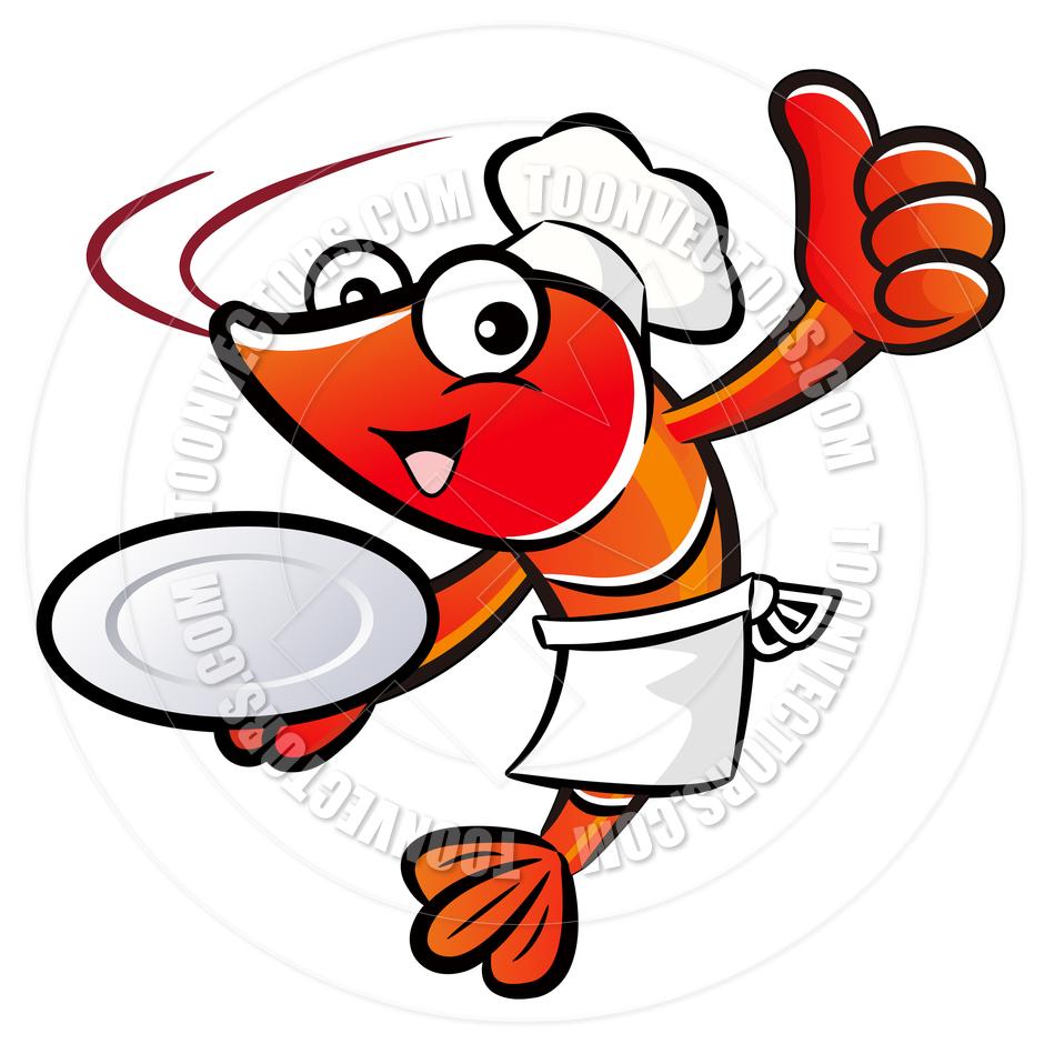 940x940 Cartoon Shrimp Clipart