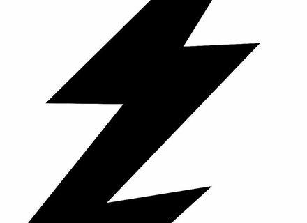 440x320 Natural Lightning Bolt Clipart, Explore Pictures