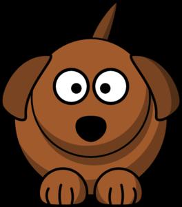 264x300 Cartoon Dog No Bone Clip Art