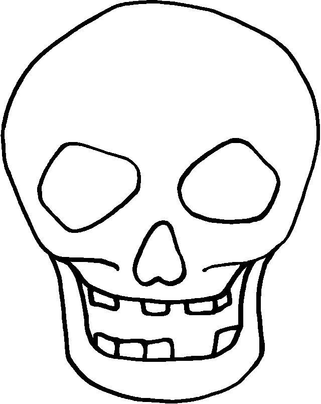 640x805 Best Skull Stencil Ideas Skull Silhouette,