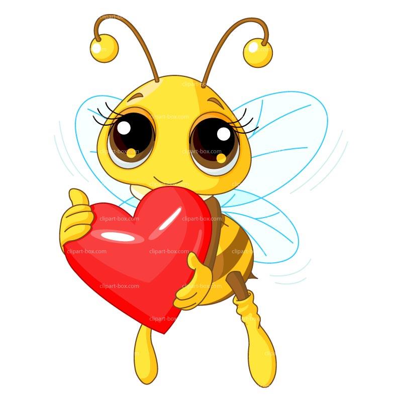 800x800 Clipart Love Bee Royalty Clipart Panda