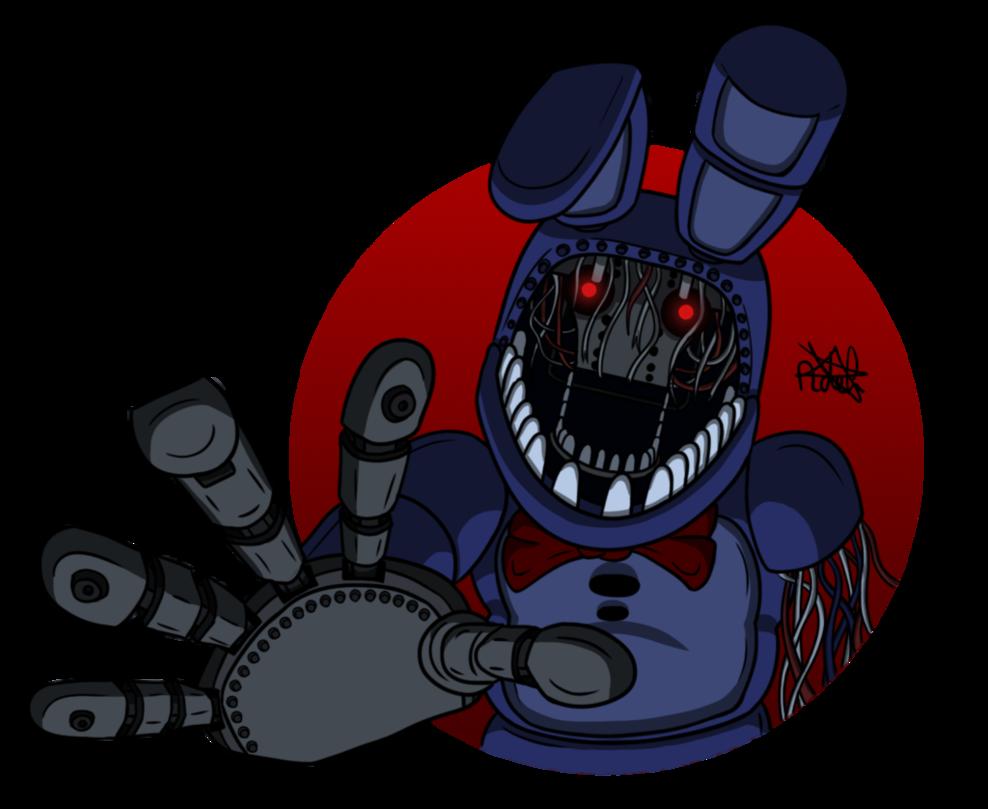 988x809 Drawn Bunny Bonnie