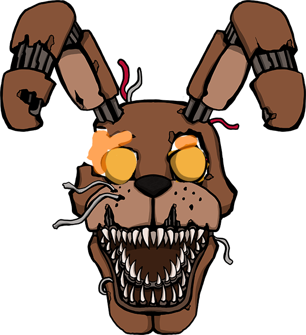 600x658 Jack O Bonnie Face For Shirt Free To Use By Shish5gg