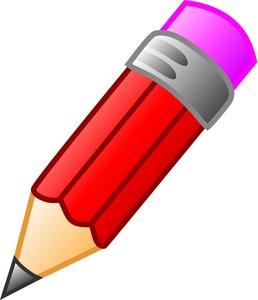 258x300 Pencil Clipart Image