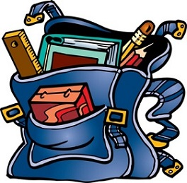 264x259 Book clipart the bag
