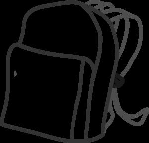 300x288 Bookbag Clipart Clipart Panda