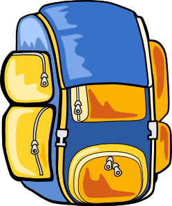 249x298 Bookbag Book Bag Clip Art Free Clipart Images