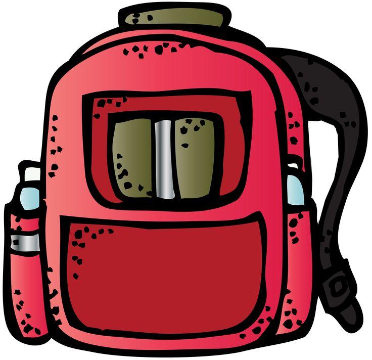 736x712 School Bag Images Clip Art Cliparts