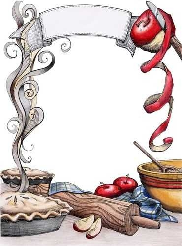 370x500 185 Best Cook Book Clip Art Amp Receipe Cards Images