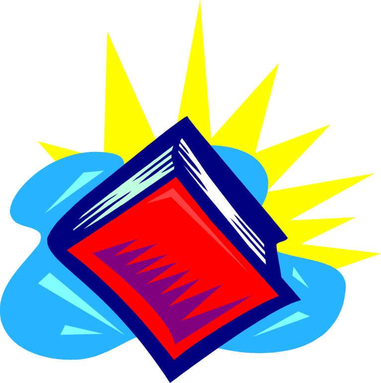 766x769 Book Border Clip Art