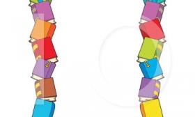 280x168 Book Border Clip Art Item 2 Clipart Panda