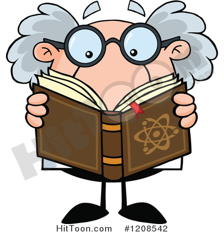 450x470 Scientist Clipart