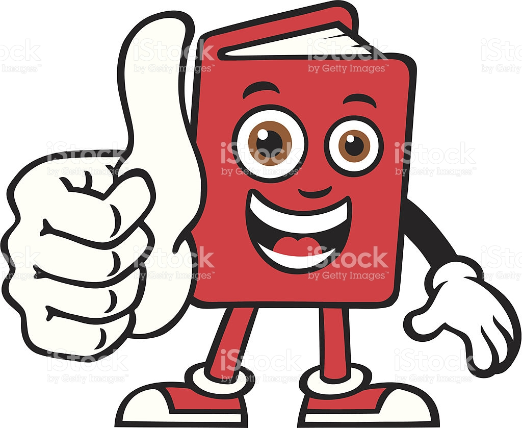 1024x839 Book Clipart Thumbs Up