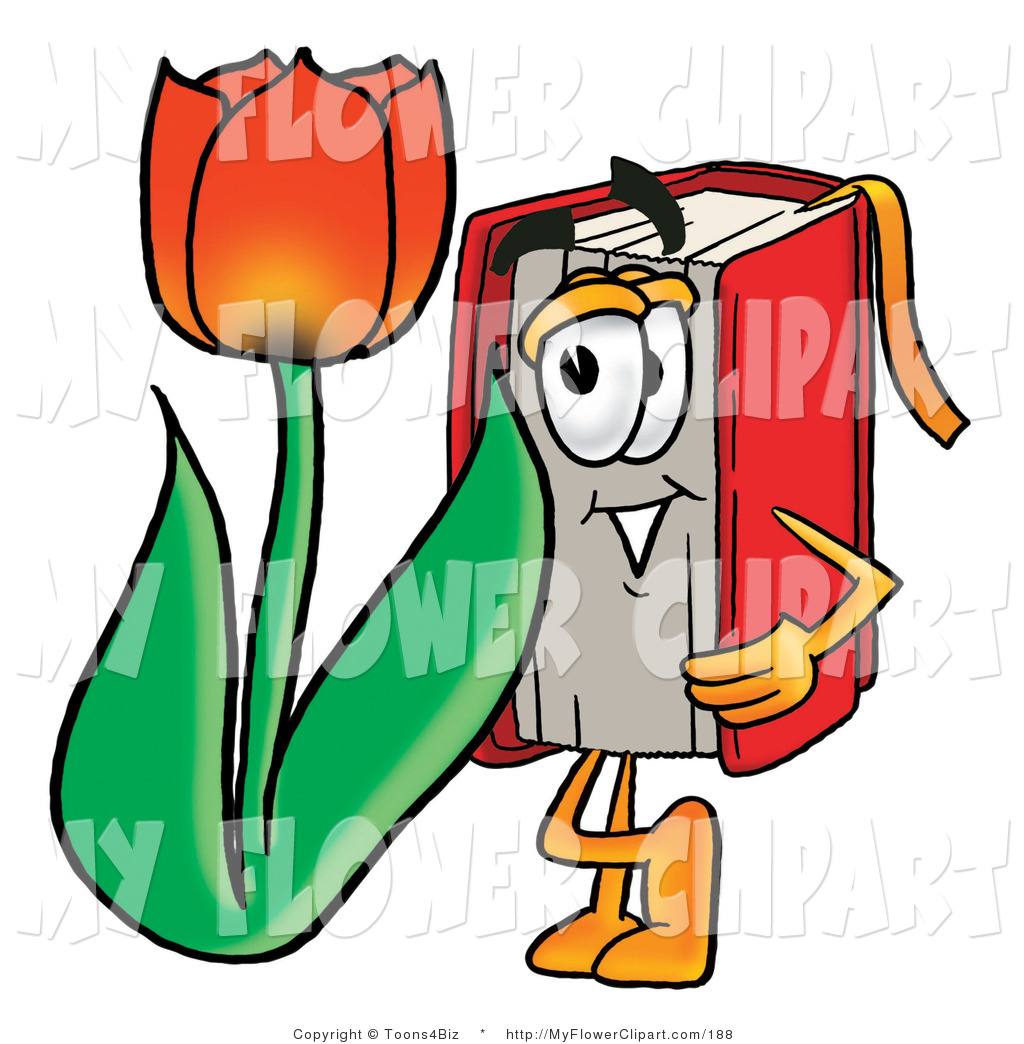 1024x1044 Cliprt Of Red Book Mascot Cartoon Character Standing