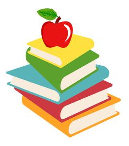 265x300 Top 83 Books Clip Art
