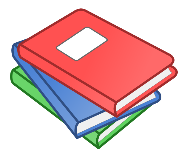 637x526 Clip Art Of A Book