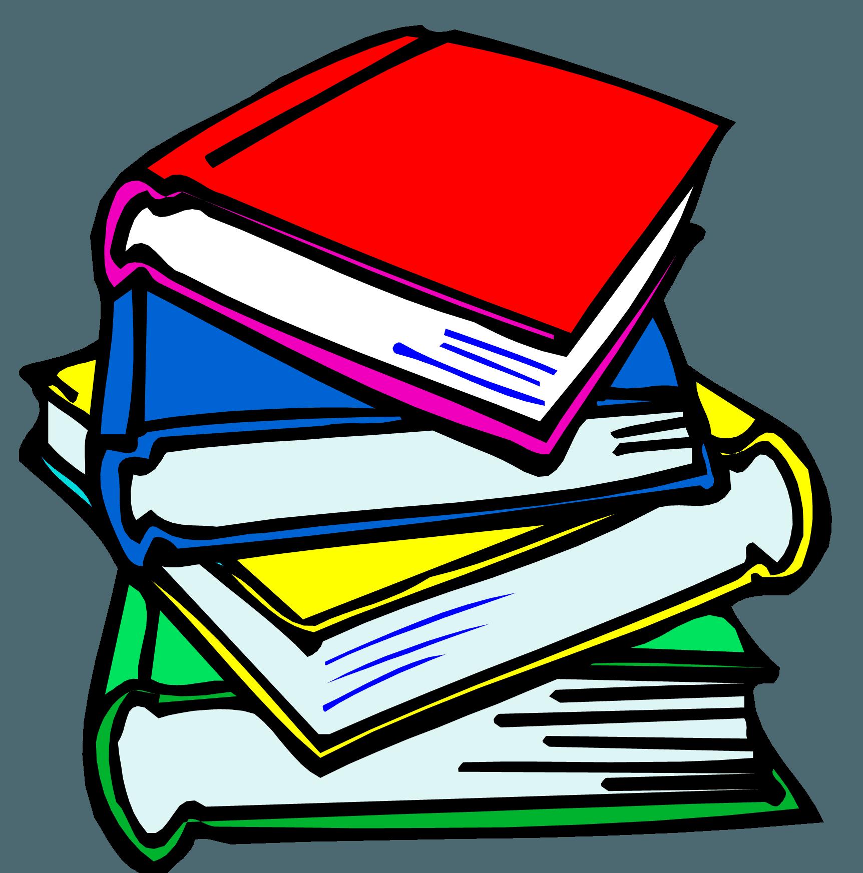 1724x1745 Top 83 Books Clip Art