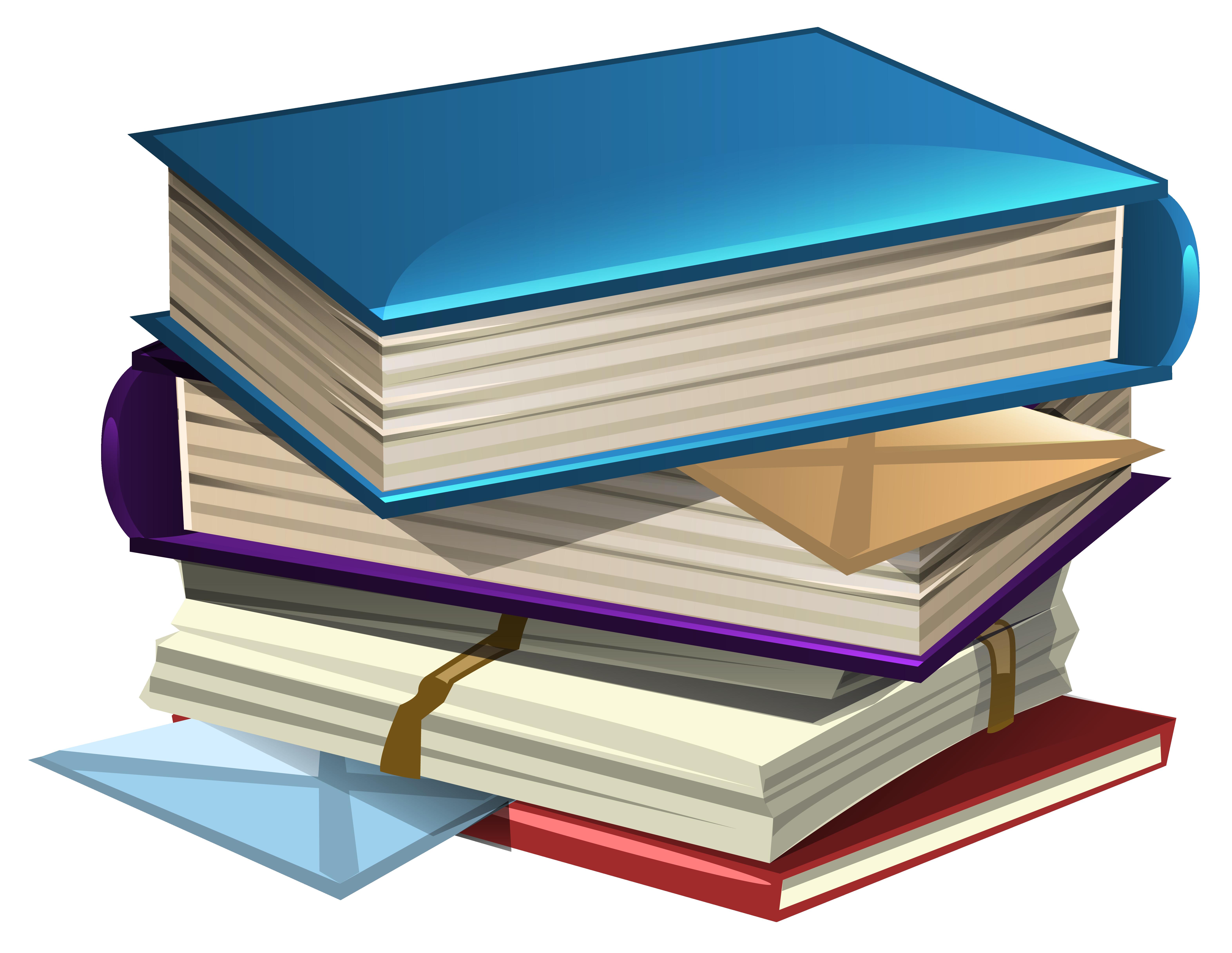 6288x4866 School Books Clipart Imageu200b Gallery Yopriceville