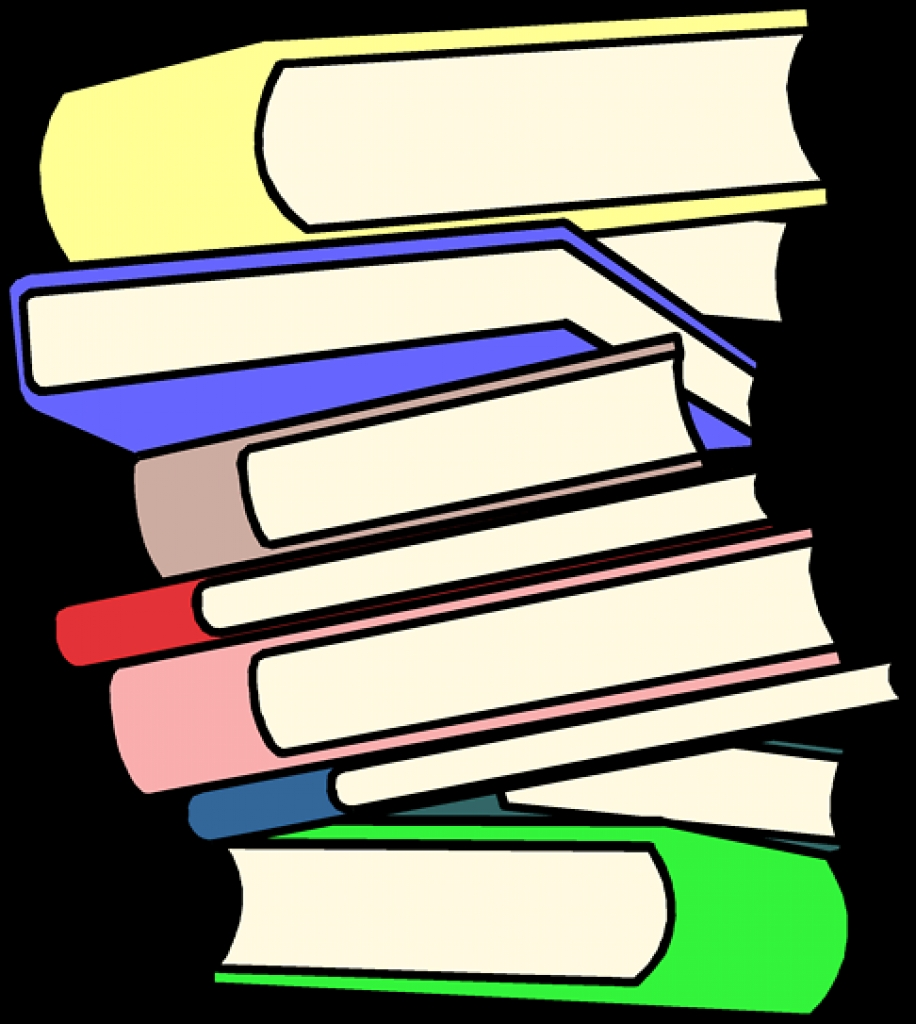 916x1024 Tall Stack Of Books Clip Art Clipart Panda Free Clipart Images