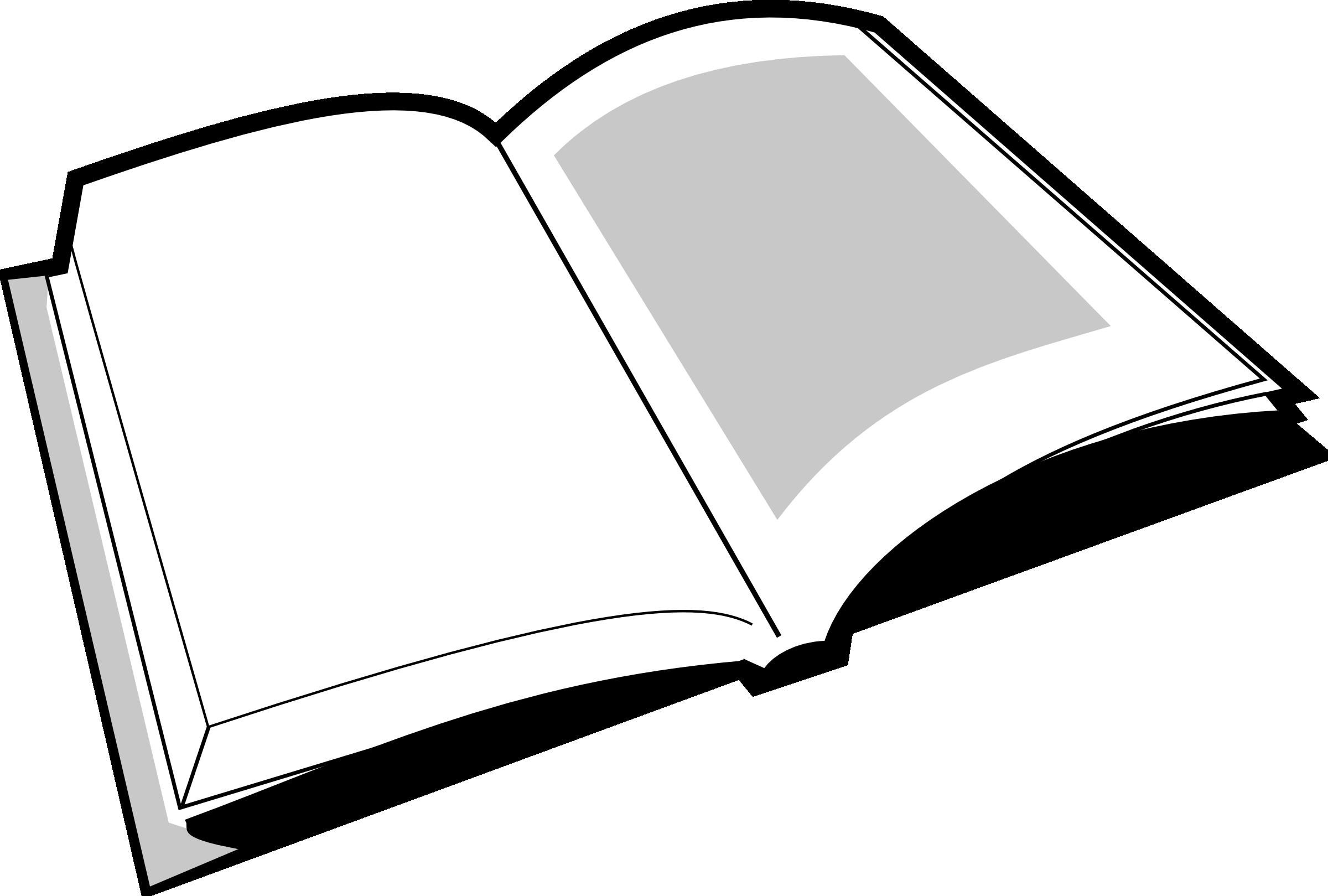 2400x1619 Free Open Book Clipart Public Domain Clip Art Images 6