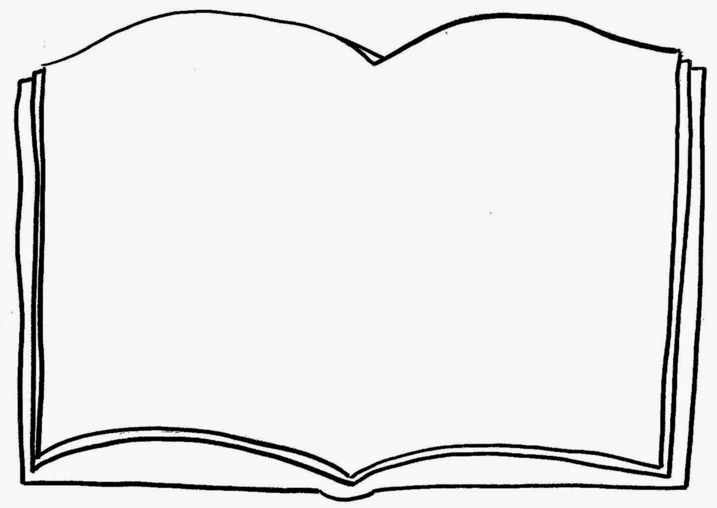 1456x1032 Open Book Clip Art