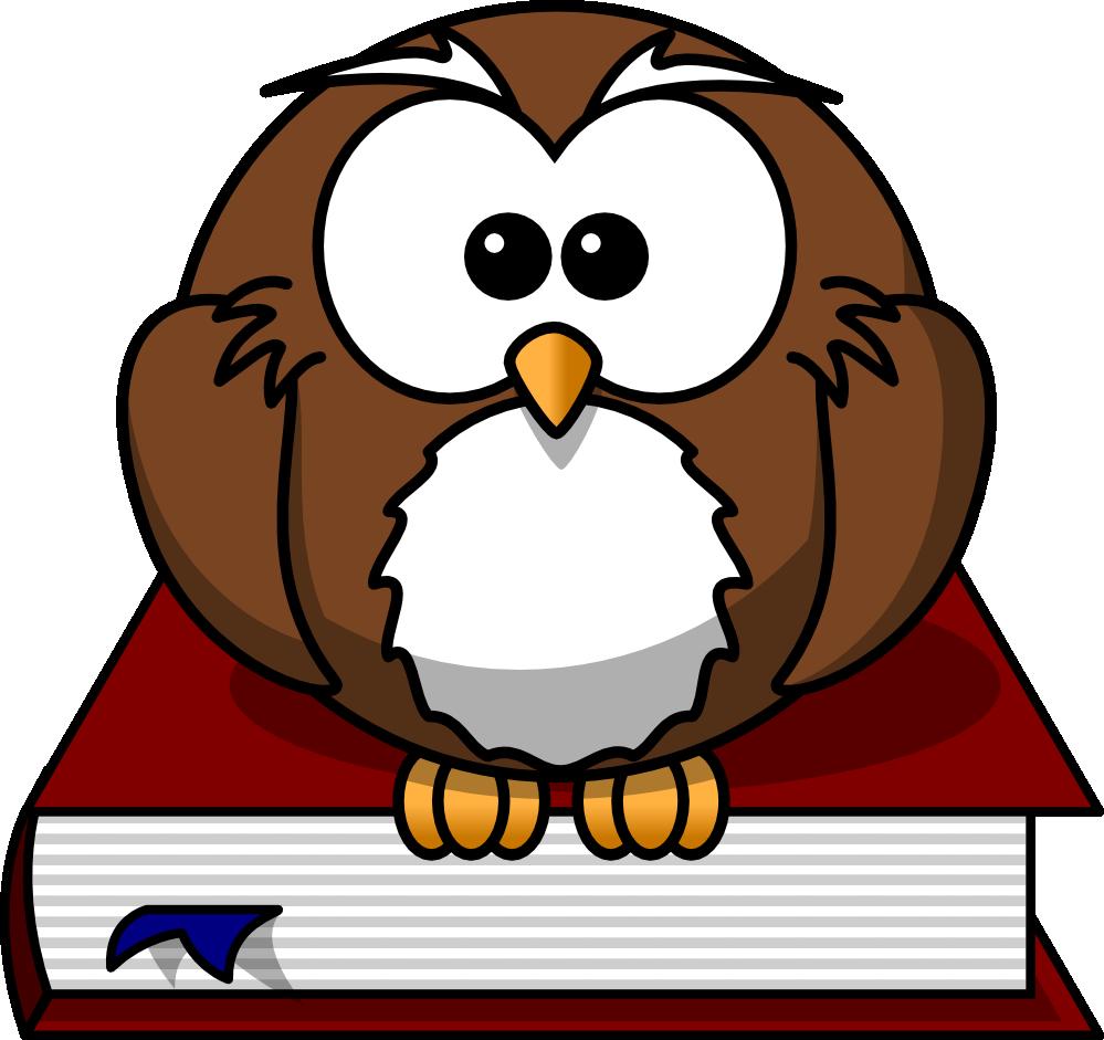 999x941 Owl Book Clip Art Clipart Panda