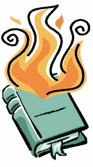 323x575 Books Burning Clip Art – Cliparts