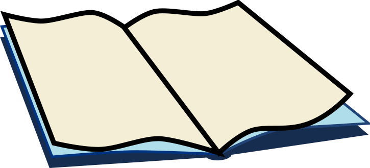 725x329 Books Free Open Book Clipart Public Domain Open Book Clip Art