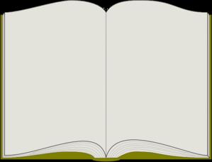 299x228 Open Book Clip Art Vector Clip Art Online