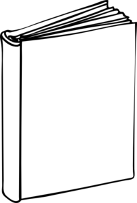 201x297 Book Spine Clipart