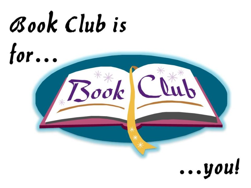 830x623 Announcement Book Club Clip Art Image