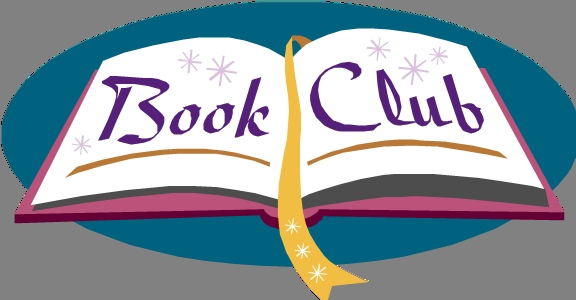 576x300 Book Club Free Clipart Intended For Book Club Clipart Free 10 Book