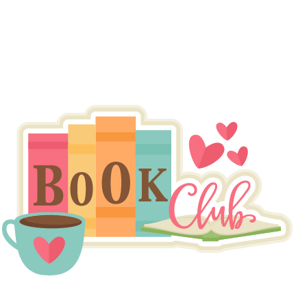 432x432 Best Book Club Clip Art