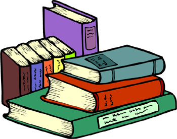 350x276 Best Book Club Clip Art