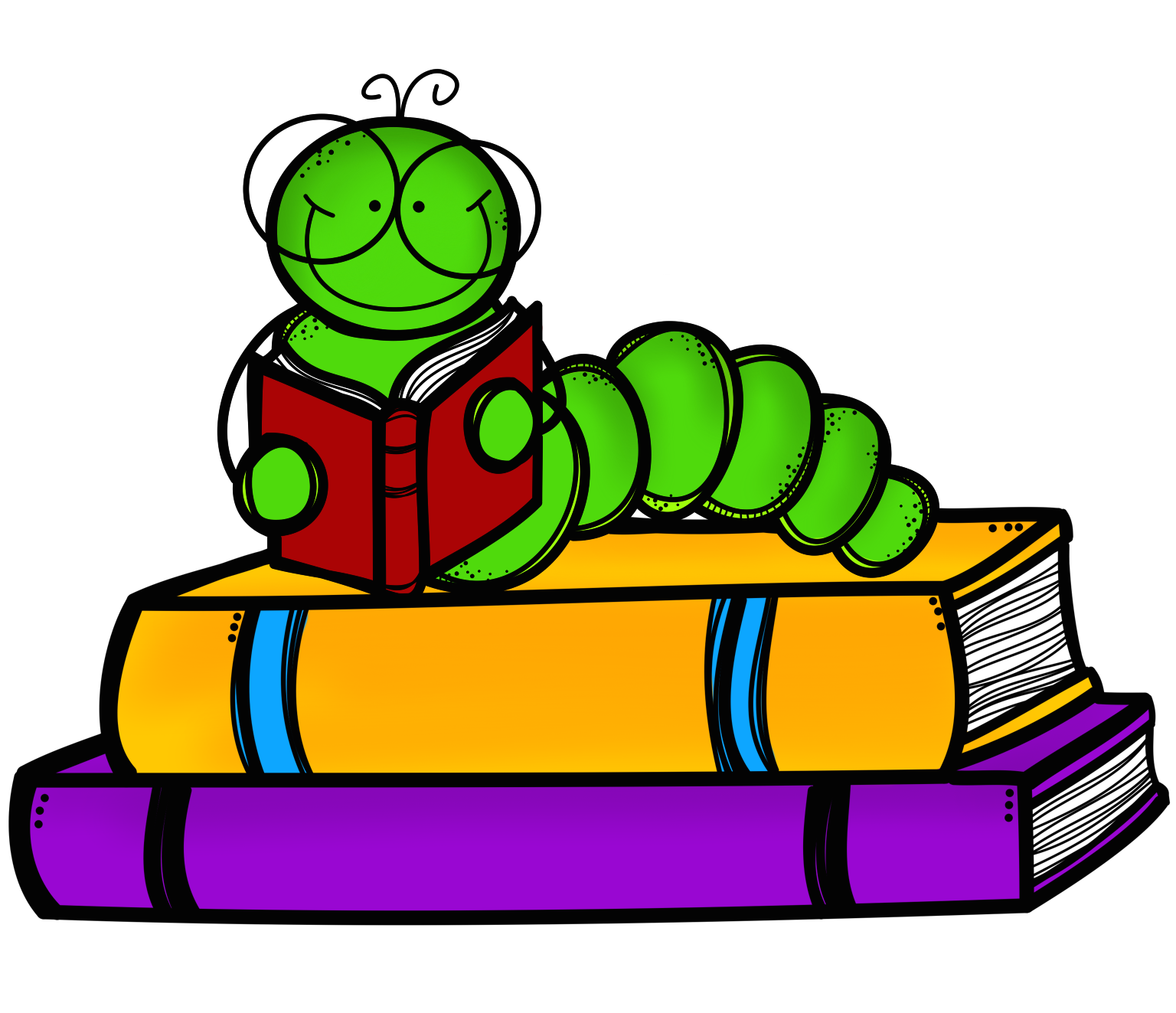 1536x1323 Club clipart animated reading