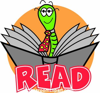 350x325 Worm clipart reading club