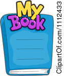 126x150 Book Cover Clip Art Clipart Panda