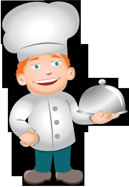 1076x1554 Chef Clipart Free