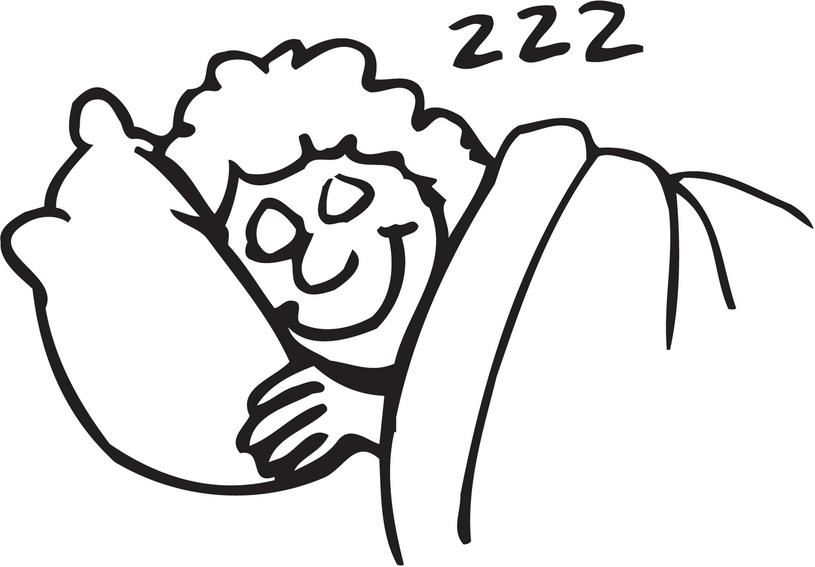 1600x1113 Sleep Clipart