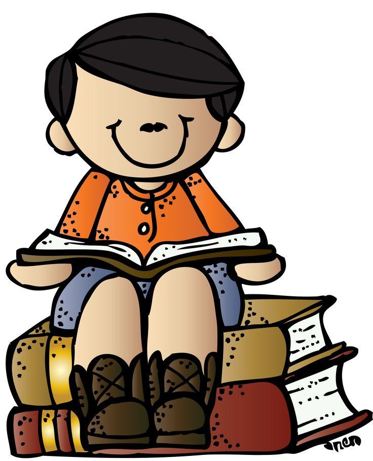 736x910 Book Reader Clip Art