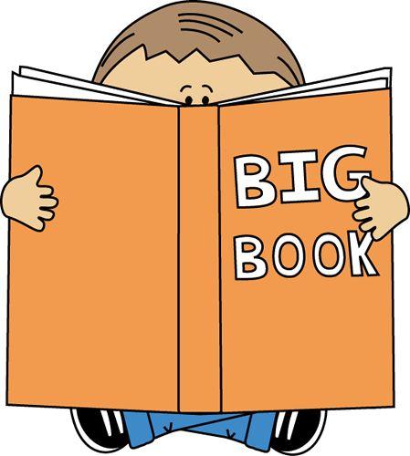 449x500 Boy Reading A Big Book Clip Art Boy Reading A Big Book Image