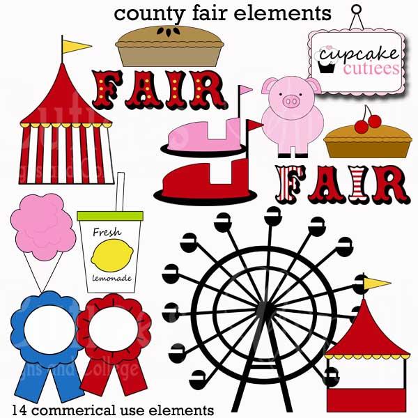 600x600 County Fair Clip Art Many Interesting Cliparts