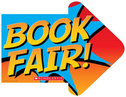 421x326 Free Clip Art Book Fair