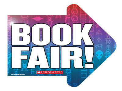 400x300 Book Fair Clipart